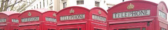 Contact London Hunts call boxes